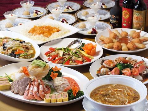 とにかく美味しくて健康的な中華料理を食べたい!当店にお任せ下さい!