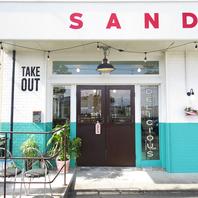 姫街道沿いグリルサンドイッチ専門店【CALLIES】