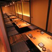 九州料理 弁慶 高松瓦町店の雰囲気3
