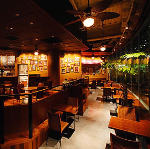 レストラン ベイ クォーター