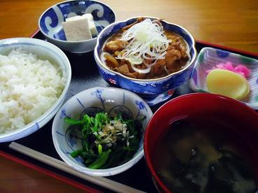 浅野食堂のおすすめ料理1