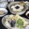 料理メニュー写真京湯豆腐膳