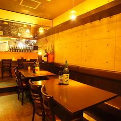 牛串とおでん 牛園地 横浜鶴屋町の雰囲気1