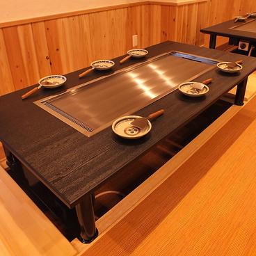お好み焼き 鉄板焼き つくし 垂水店の雰囲気1