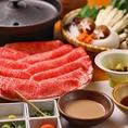 しゃぶしゃぶ宴会コースは5000円(税抜)~!こだわりの厳選食材や全国各地の「旨い」が集結!「味・質・量」の満足頂ける内容となっております。見た目にもこだわり抜いた自慢の創作料理がご宴会を豪華に彩ります。有楽町での飲み会や宴会、接待、歓送迎会など各種宴会にぜひご利用ください。