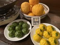 日本で此処だけ手作りの柚子の形の餃子