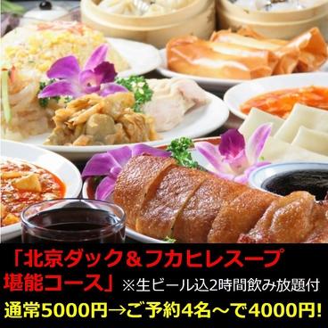 チャイニーズキッチン 紅龍のおすすめ料理1