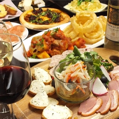 ワイン食堂アレコレの写真