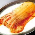 料理メニュー写真キムチ(白菜のキムチ)