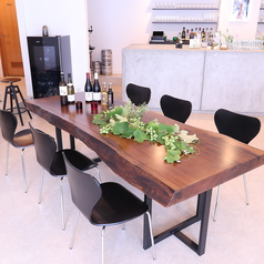 sharing a table COTTONWOOD コットンウッドの雰囲気1