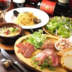 肉バルダイニング JACKAL ジャッカル 北新地 堂島店の写真