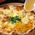 料理メニュー写真【4種のチーズ】クワットロ・フォルマッジョ