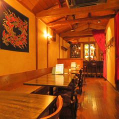 Okinawan cafe and bar てぃださんさんの雰囲気1