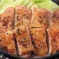料理メニュー写真信玄鶏の鉄板焼き