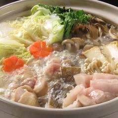 【前日までに要予約】沖縄そば出汁の寄せ鍋♪