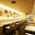 広々とした空間は、ラインチタイムなどに最適です♪美味しい韓国料理をリーズナブルなお値段でお楽しみ頂けます。※画像は系列店です。