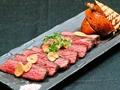 料理メニュー写真和膳牛ステーキ
