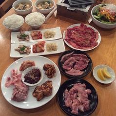 焼肉食堂 卸 静岡食肉センターのコース写真