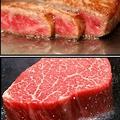 料理メニュー写真大間産 本鮪のステーキ