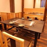 お好み焼き 鉄板焼き つくし 垂水店の雰囲気2