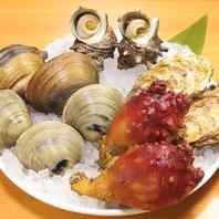 絶品海鮮料理&2時間飲み放題コースが4000円(税込)~