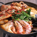 料理メニュー写真海鮮チゲ (1人前)