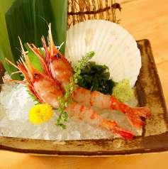 北海道 増毛町魚鮮水産 すすきの第3グリーンビル店の特集写真