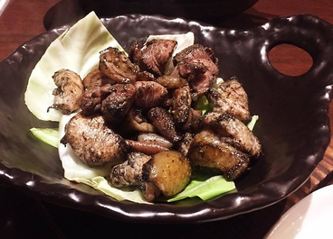 べっぴんやのおすすめ料理1