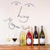自然派のお料理と相性の合うワインを-。