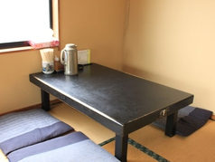 6人掛けテーブル席(2)