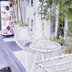 Cafe&Salon サントリーニ Ginzaの雰囲気1