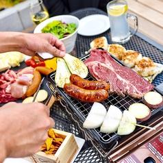 こだわり産直野菜と生パスタ ARK Dining 肥後橋 本店のコース写真