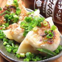 焼き餃子 ~青ネギポン酢~ 4コ