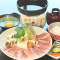 料理メニュー写真奥久慈軍鶏の魯山人風