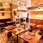 イタリアン&肉バル 北の国バル 大宮店の雰囲気2