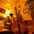 【チェロ】本格的な大型楽器も完備♪
