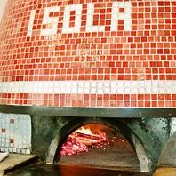 本場ナポリと同じ製法でナポリピッツァの美味しさを再現