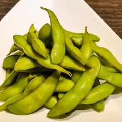 料理メニュー写真とりあえず枝豆