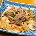 料理メニュー写真プルコギ(牛肉炒め)