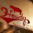 スペアリブハウス ハウディ Howdy 代々木店のロゴ