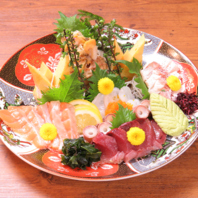 【新鮮なお魚を味わう♪】