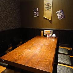 個室座敷席