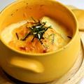 料理メニュー写真手作り豆腐の明太子グラタン