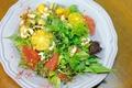 料理メニュー写真フルーツ/ナッツサラダ