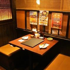 お仕事帰りにもふらっと寄れる雰囲気が◎海鮮居酒屋 はなの舞 浦和東口店