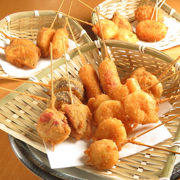 コロモ KUSHIKATSU×YAKITORIのおすすめ料理1