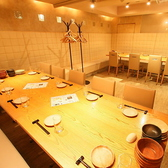【2~40名様個室・半個室】おしゃれな個室・半個室は最大で40名様までOK!どのお席もおしゃれなデザインの空間になっております。飲み放題付コース・ドリンクも充実してますので、女子会や合コンはもちろん!懇親会や同窓会、会社宴会なども居酒屋 畑の厨 膳丸 新宿店にお任せください!