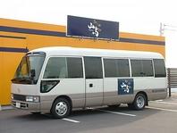 無料送迎バスあります!