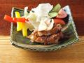 料理メニュー写真阿波尾鶏のガーリック焼き