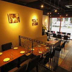 地中海キッチン Rey 神谷町店の雰囲気1